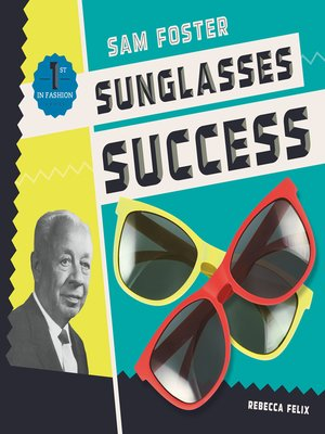 cover image of Sam Foster: Sunglasses Success