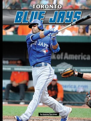 cover image of Toronto Blue Jays
