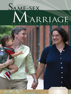 cover image of Same-sex Marriage