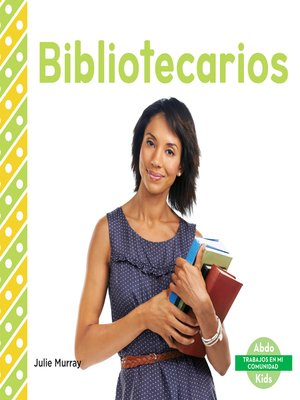 cover image of Bibliotecarios (Librarians)