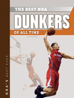 cover image of Best NBA Dunkers of All Time