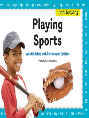 cover image of Playing Sports