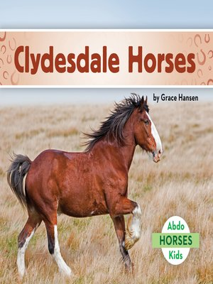 cover image of Clydesdale Horses
