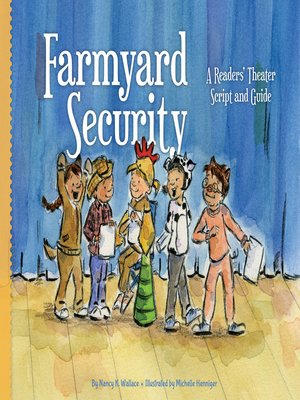 cover image of Farmyard Security