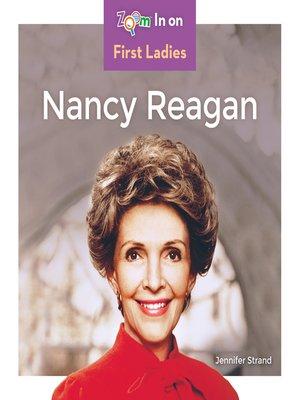 cover image of Nancy Reagan