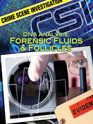 cover image of DNA Analysis