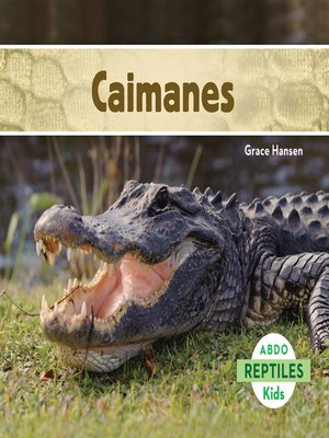 cover image of Caimanes