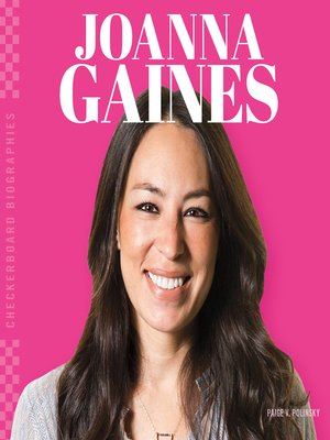 cover image of Joanna Gaines