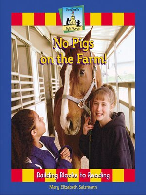 cover image of No Pigs on the Farm!