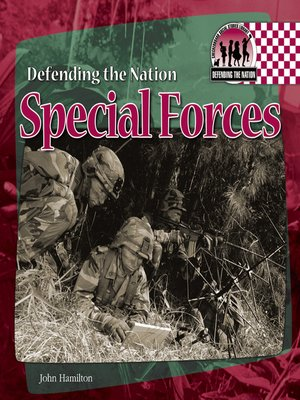 cover image of Special Forces