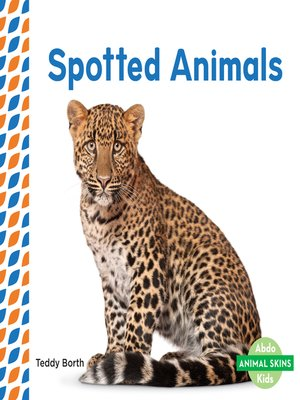 cover image of Spotted Animals
