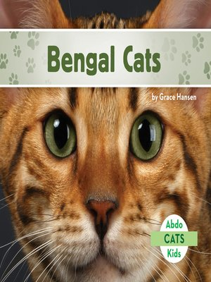 cover image of Bengal Cats