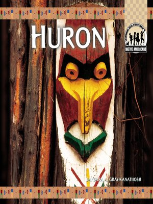 cover image of Huron
