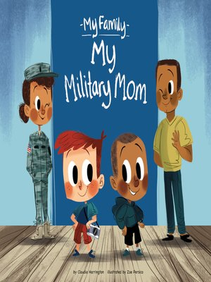 cover image of My Military Mom