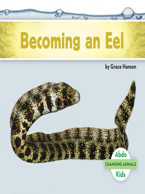 cover image of Becoming an Eel