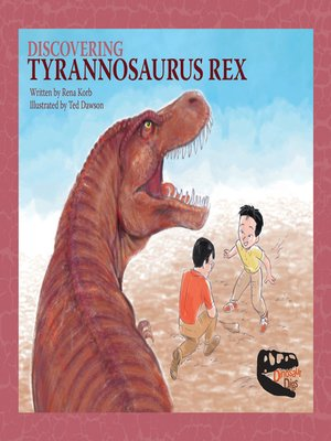 cover image of Discovering Tyrannosaurus Rex