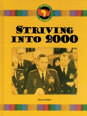 cover image of Striving into 2000