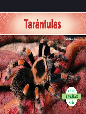 cover image of Tarántula
