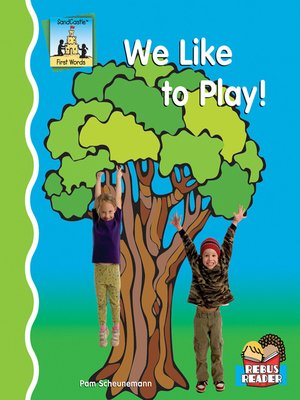 cover image of We Like to Play!