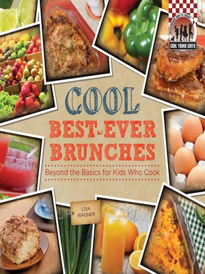 cover image of Cool Best-Ever Brunches