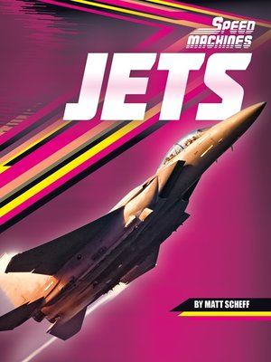 cover image of Jets