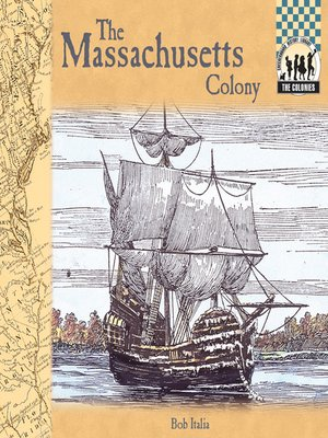 cover image of Massachusetts Colony