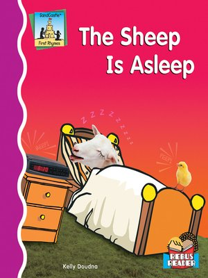 cover image of Sheep Is Asleep