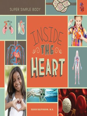 cover image of Inside the Heart