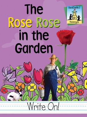 cover image of Rose Rose in the Garden