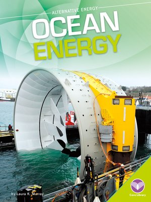 cover image of Ocean Energy