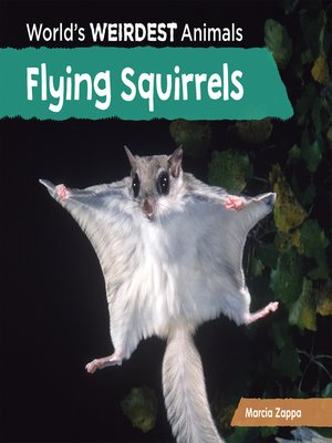 cover image of Flying Squirrels