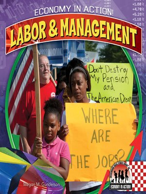 cover image of Labor and Management
