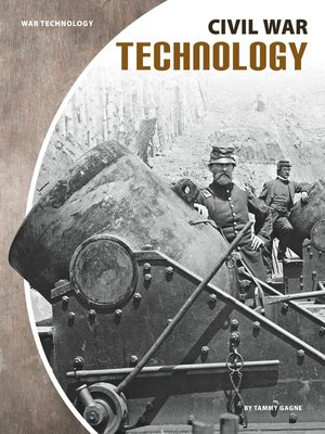 cover image of Civil War Technology