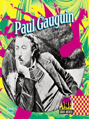 cover image of Paul Gauguin