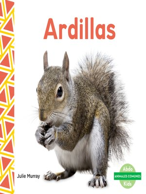 cover image of Ardillas (Squirrels)