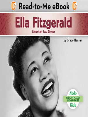 cover image of Ella Fitzgerald: American Jazz Singer
