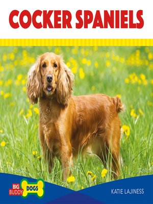 cover image of Cocker Spaniels