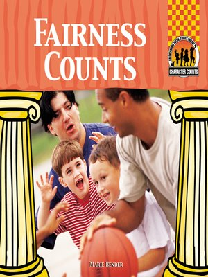 cover image of Fairness Counts