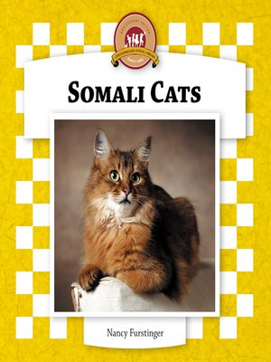 cover image of Somali Cats