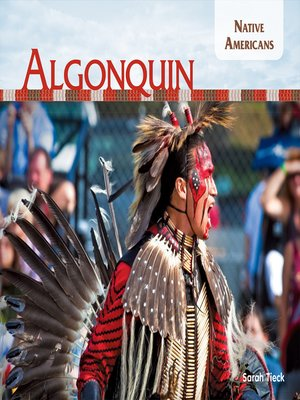 cover image of Algonquin