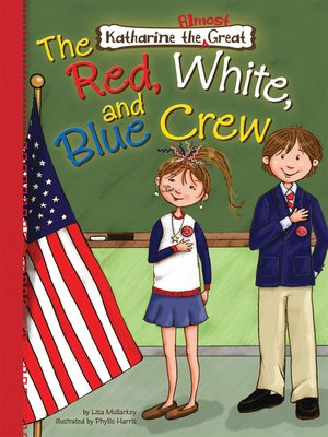 cover image of The Red, White, and Blue Crew