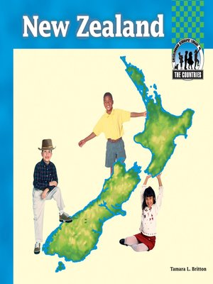 cover image of New Zealand