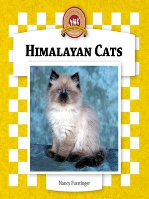 cover image of Himalayan Cats