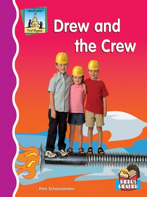 cover image of Drew and the Crew