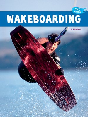 cover image of Wakeboarding