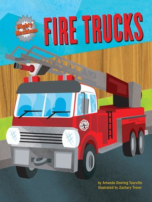 cover image of Fire Trucks