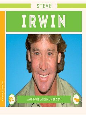 cover image of Steve Irwin