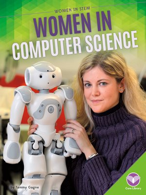 cover image of Women in Computer Science