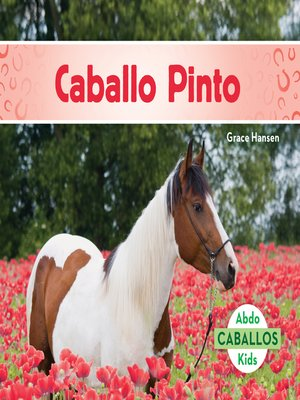 cover image of Caballo Pinto (American Paint Horses)
