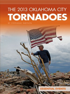 cover image of 2013 Oklahoma City Tornadoes